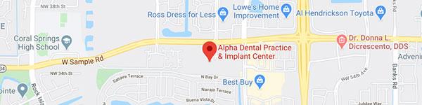 Alpha Dental Practice - 6268 W Sample Rd #401